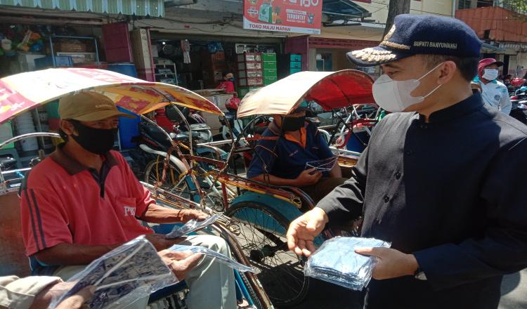Soal Pelanggar Protokol Kesehatan, Bupati Banyuwangi: Denda Tak Menyelesaikan Masalah