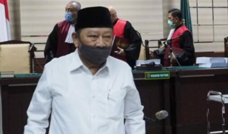 Pengacara Saiful Ilah, Tuding Jaksa KPK Atas Tuntutan Kliennya Belum Kuat Bukti