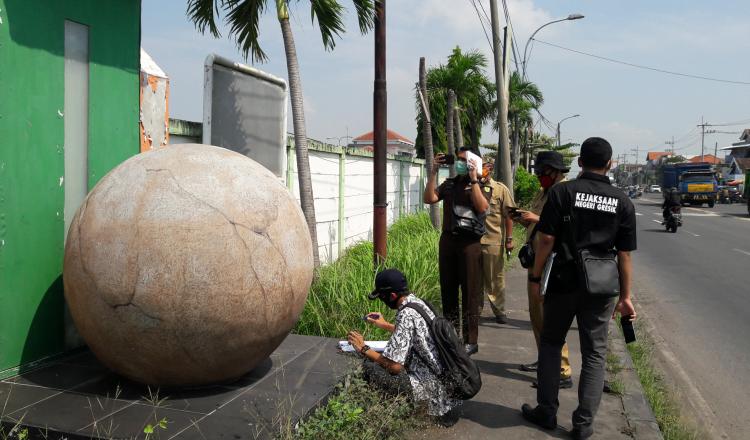 Dugaan Korupsi Kecamatan Duduksampeyan