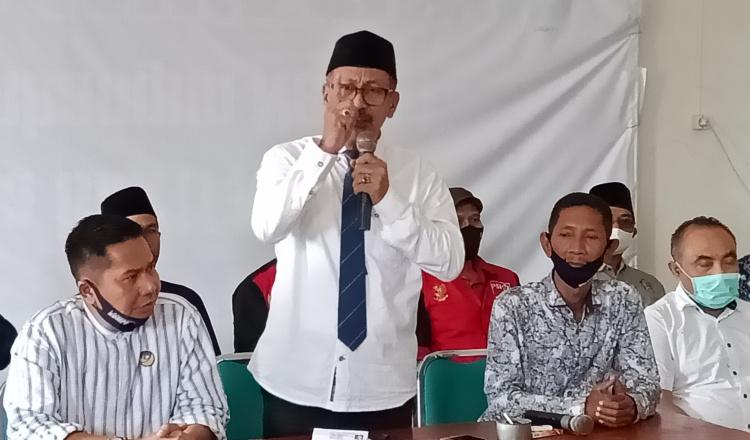 Pilkada Lamongan 2020, Suhandoyo Gandeng Astried Wahid Wahyudi Gantikan Su'udin