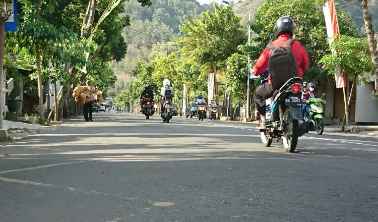 Khawatir Tertinggal Kabupaten Tetangga, Empat Status Jalan di Trenggalek Dialihkan