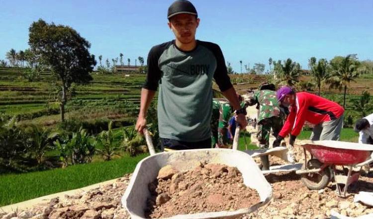 TNI Dorong Pemuda Aktif Semua Harus Menjadi Tulang Punggung di Desanya