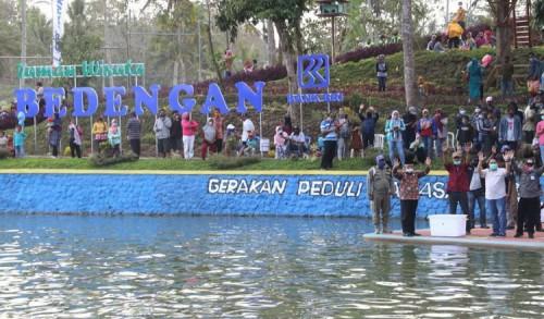 Diresmikan Bupati Malang, Tiket Masuk Taman Wisata Bedengan Kaliasri Gratis