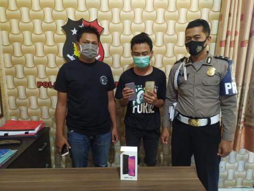 Copet asal Surabaya Babak Belur di Gresik