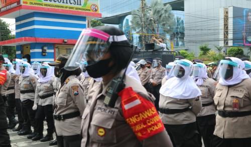 TNI Dan Polri Siap Amankan Pilihan Bupati Malang
