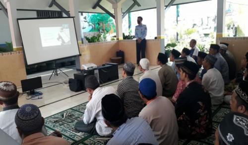 Melihat Belajar Al Qur'an Virtual di Rutan Kelas II B Bangil