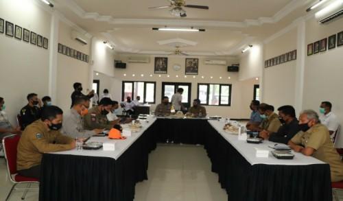 KPU dan Polisi Tegaskan Penerapan Protokol Kesehatan pada Pilbup Ponorogo