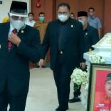 Keberangkatan Jenazah Budieli Laia Dilepas Ketua DPRD dan Gubsu Edy Rahmayadi