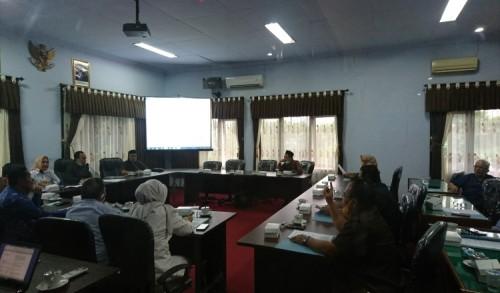 DPRD Trenggalek Kejar Target Pengesahan P-APBD 2020 dan APBD 2021
