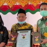 Gus Thon Borong 3 Rekor Dunia, Ajak Masyarakat Lestarikan Budaya
