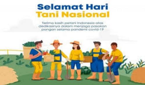 Hari Tani Nasional, Petani Pamekasan Rapatkan Barisan