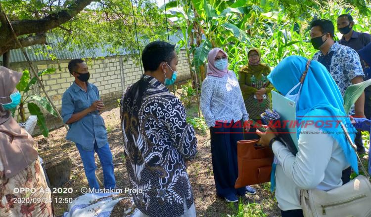 Anggota DPR RI Kunjungi Sembung Bojonegoro Untuk Sosialisasi Kepada Kelompok Tani