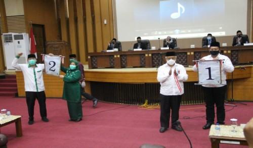 Dua Paslon Kepala Daerah Pilbup Malang Siap Patuhi Protokol Kesehatan Covid-19
