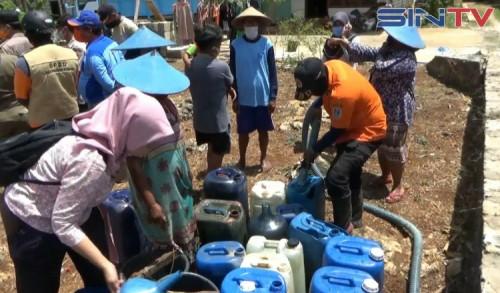 Kekeringan Landa Lima Kecamatan di Tuban