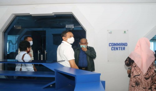Pesan Gubernur Jatim Kepada Pejabat Sementara Bupati Malang