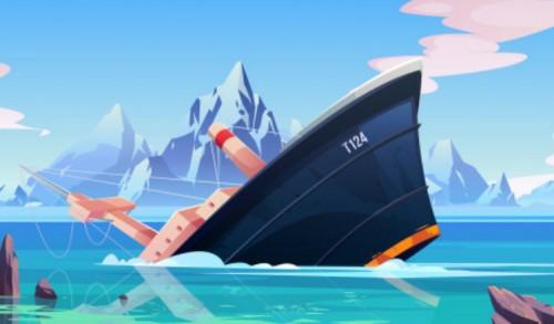 Kapal Tenggelam Dilaut Donggala, Empat ABK Dilaporkan Selamat
