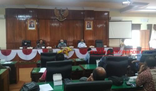 Belajar Perda Narkotika, DPRD Semarang Kunjungi Kabupaten Trenggalek
