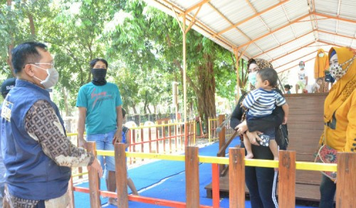 Taman Abhirama Sidoarjo Sebagai Tempat Edukasi Bagi Anak-Anak