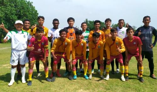 Cetak Puluhan Pemain Bola Profesional, BSP Tuban Tetap Berlatih Skil Ditengah Pandemi