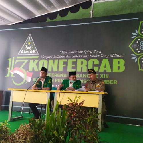 Dosen FEBI UIJ Terpilih Aklamasi Pimpin GP Ansor Jember