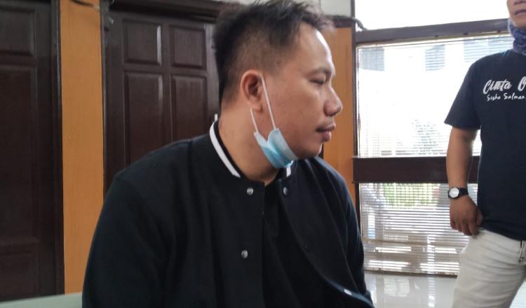 Jalani Persidangan Kasus dengan Angel Lelga, Vicky Prasetyo Akui Syutingnya Terganggu