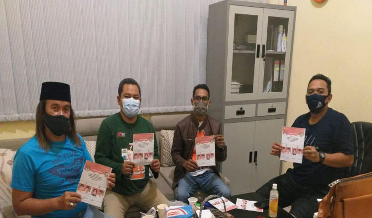 KPU Banyuwangi Beri Bocoran Specimen Surat Suara, Begini Bentuknya