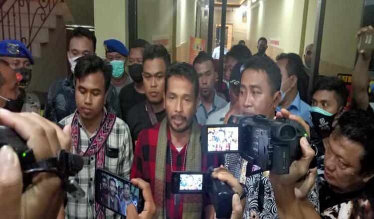 Aktivis Anti Masker Banyuwangi M Yunus Wahyudi, Ditetapkan sebagai Tersangka