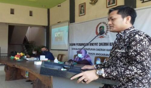 DPRD Banyuwangi Sosialisasikan Perda Tentang Pemberdayaan dan Perlindungan Usaha Mikro