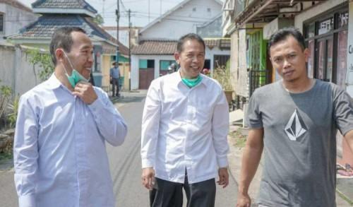 Sade Jamu, Program Unggulan Paslon Ladub Bangun Jalan Desa di Kabupaten Malang