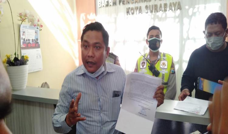 KIPP Jatim Akan Laporkan Bawaslu Surabaya ke DKPP