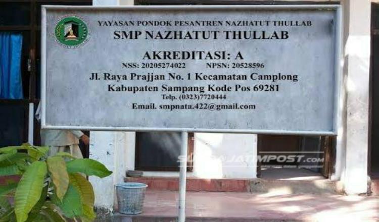 Murid SMP di Sampang Tak Naik Kelas Tiga Tahun Berturut - Turut, Ini Penyebabnya