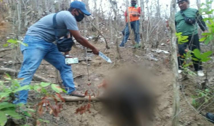 Ini Jenis Kelamin Mayat Tampak Tulang Belulang di Gunung Manggar