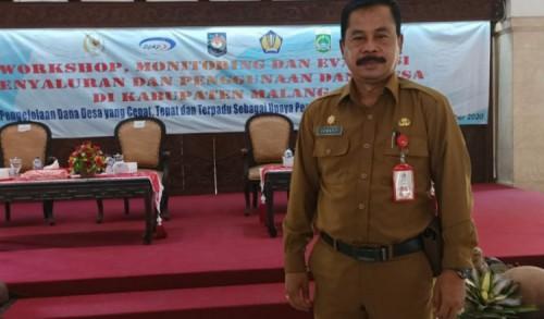 Tahun 2021, Anggaran Dana Desa Kabupaten Malang Naik Rp 388 Miliar