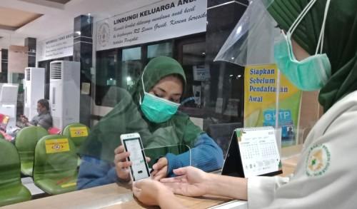 Permudah Pelayanan Pasien, RS Semen Gresik Buka Pendaftaran Online
