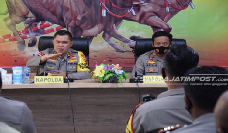 Kunjungi Pamekasan, Ini Pesan Kapolda Jawa Timur