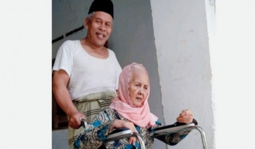 Keluarga Besar Haji Mas Sulthon Turut Berbelasungkawa Atas Wafatnya Ibu Nyai Hj Siti Zainab