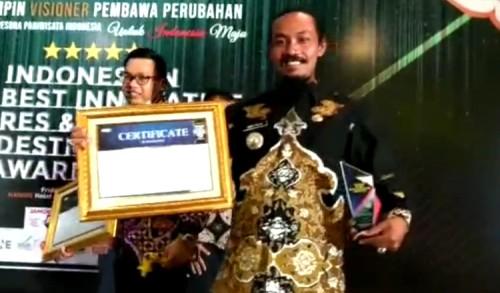 Wisata Setigi Gresik Raih Penghargaan Indonesia The Most Potential Destination Awards 2020