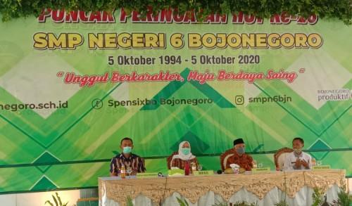Bupati Bojonegoro Launching SIFAJARGORO, Dinas Pendidikan Siap Laksanakan