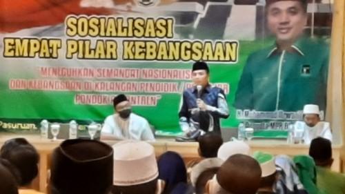 Arwani : Sesuai dengan Tap MPR RI, komunis tetap dilarang di Indonesia