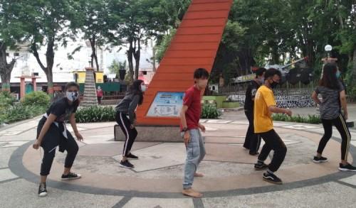 Sempat Vakum Karena Pandemi Covid-19, Komunitas Dance Probolinggo Kini Bangkit Lagi