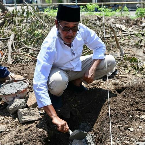 Djoko Susanto Foundations Dirikan Masjid Hubbul Wathon