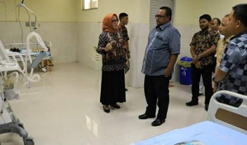 RSUCM Rawat Lima Pasien Terpapar Covid-19