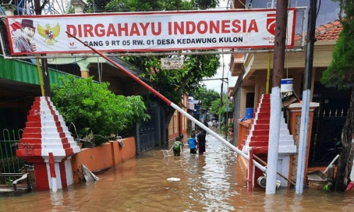 Banjir Masih Genangi Sejumlah Desa di Kabupaten Pasuruan