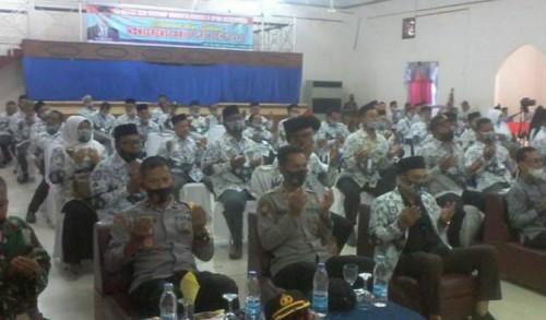 Pandemi Covod-19, Guru di Aceh Utara Diminta Lebih Waspada