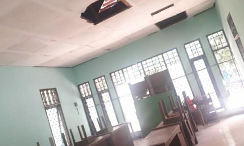 Aula SMA Luar Biasa di Bondowoso Rusak, Dispendik Jatim Diminta Lakukan Renovasi