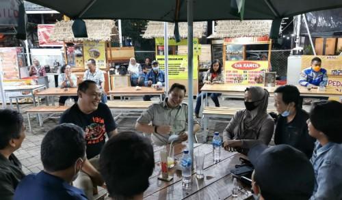Kurang Perhatian dari Pemkot, Moreno Soeprapto Siap Fasilitasi Program PRSI Kota Malang