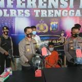 Satu Pelaku Komplotan Curat di SPBU Trenggalek di Dor