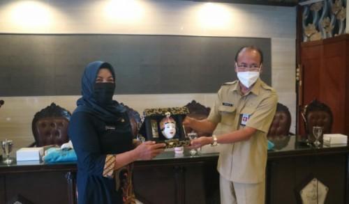Terima Kunjungan Pemkab Brebes, Pemkot Malang Beberkan Pengembangan Kinerja ASN