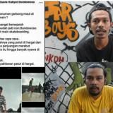 Djember Skateboard Sayangkan Pemuda Bermain Skateboard di Monumen Gerbong Maut Bondowoso