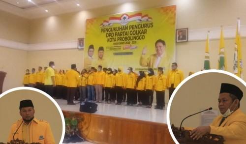 Ketua Partai Golkar Jatim: Partai Golkar Sulit Menang Pemilu di Probolinggo, Mengapa?